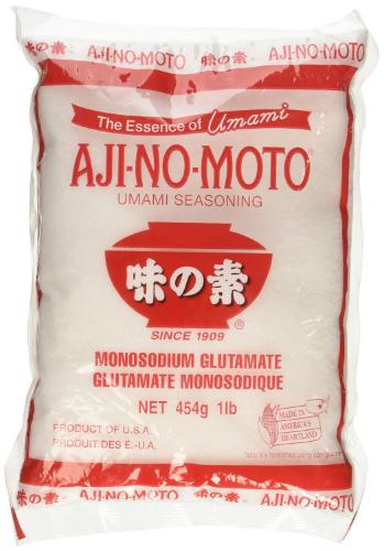 Aji No Moto Ajinomoto Monosodium Glutamate Umami Seasoning