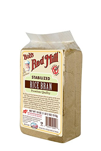 Bob's Red Mill All Natural Stabilized Rice Bran