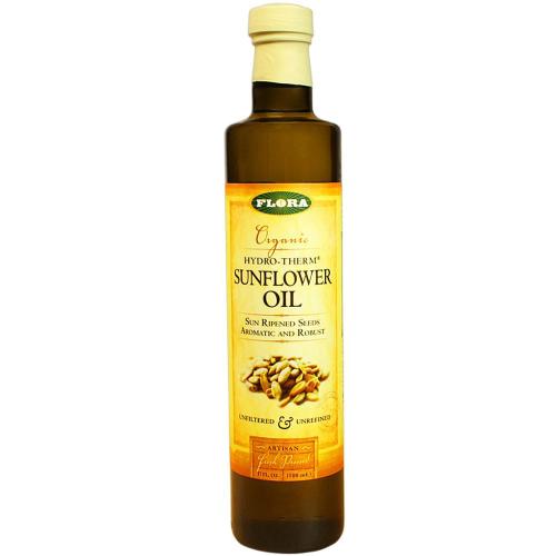 Flora Sunflower Oil Certified Organic