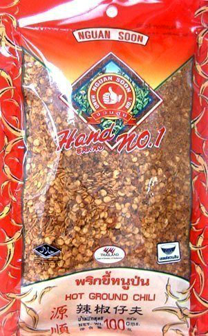 Hand Brand Thai Ground Chile Peppers