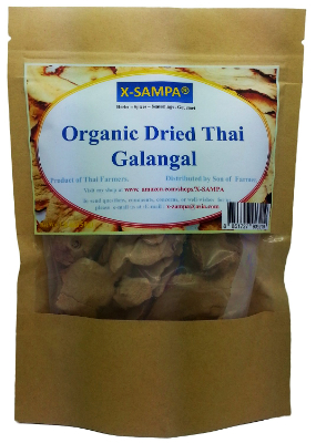 Your Kitchen Organic Dried Thai Galangal Slice From My Farm
