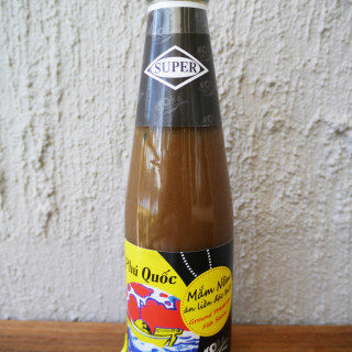 Asian sauce taste test – fish sauce and soy sauce