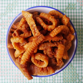 How to make pork crackling and lard – kiep moo & narm mun moo