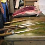 Oroshi hocho knives