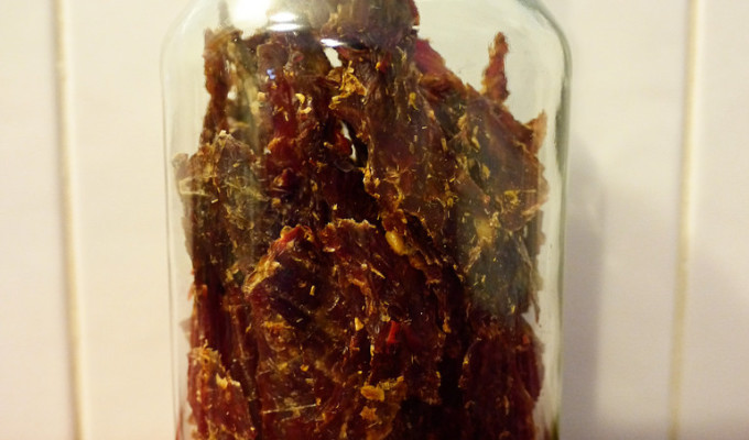 How to make beef jerky - sien hang (2 original recipes) #34