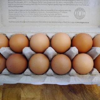 A poem a day - 10 minute poem - A dozen eggs