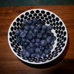 A poem a day - 10 minute poem - Blueberries