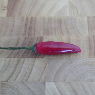 A poem a day - Haiku - Chili pepper