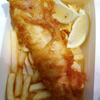 A poem a day - Haiku - Fish and chips