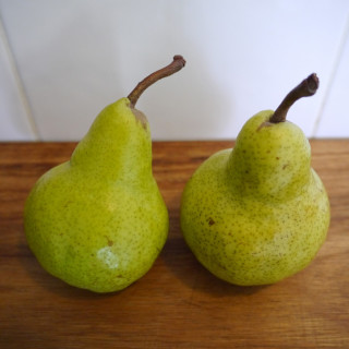 A poem a day - Haiku - Pears