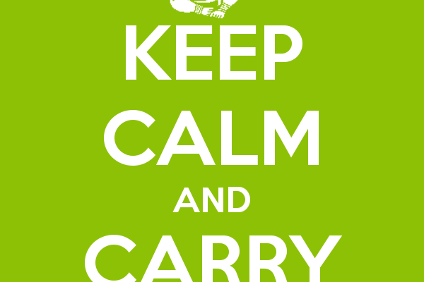Notes #6: Keep Calm and Carry Om